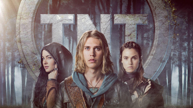 Imagen promocional de la serie 'Las crónicas de Shannara' en TNT España.