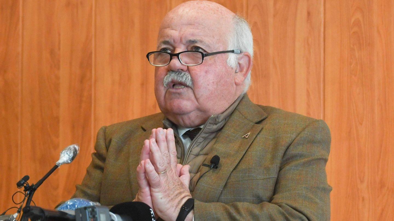 El consejero de Salud, Jesús Aguirre. (EFE)