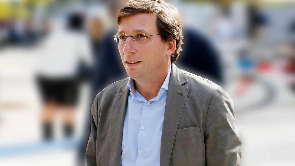 Foto: José Luis Martínez-Almeida, en una imagen de archivo. (EFE)