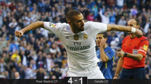El madridismo necesitaba un partido así: la BBC disfruta olvida los pitos