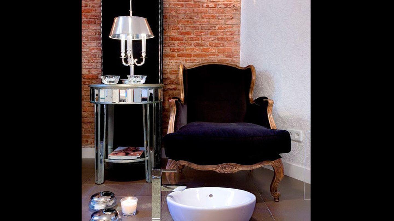 Le Petit Salon, bronceado orgánico.