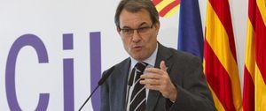 """Foto: CiU plantea la independencia para  """"rescatar a Cataluña de una España que la ahoga"""""""
