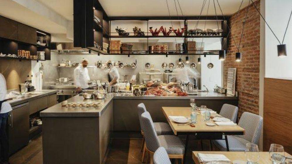 Foto: Restaurante Estimar (Madrid) se enuentra en la Guía Macarfi