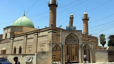 El ISIS destruye la mezquita en la que proclamó el califato