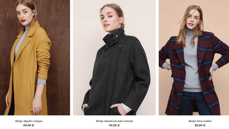Modelos de Violeta by Mango, firma dirigida a mujeres 'curvies'.