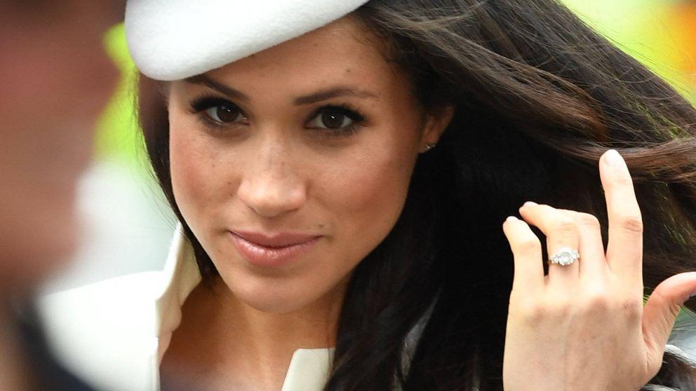 El elegante look de Meghan Markle para su primer acto oficial con Isabel II