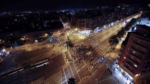 Quieren acabar con los cortes de tráfico diarios en Barcelona a base de multas