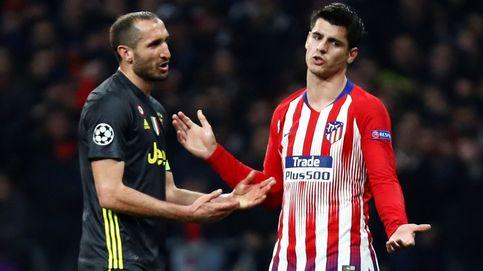 El gesto de Morata para pedir perdón por su pasado en el Real Madrid