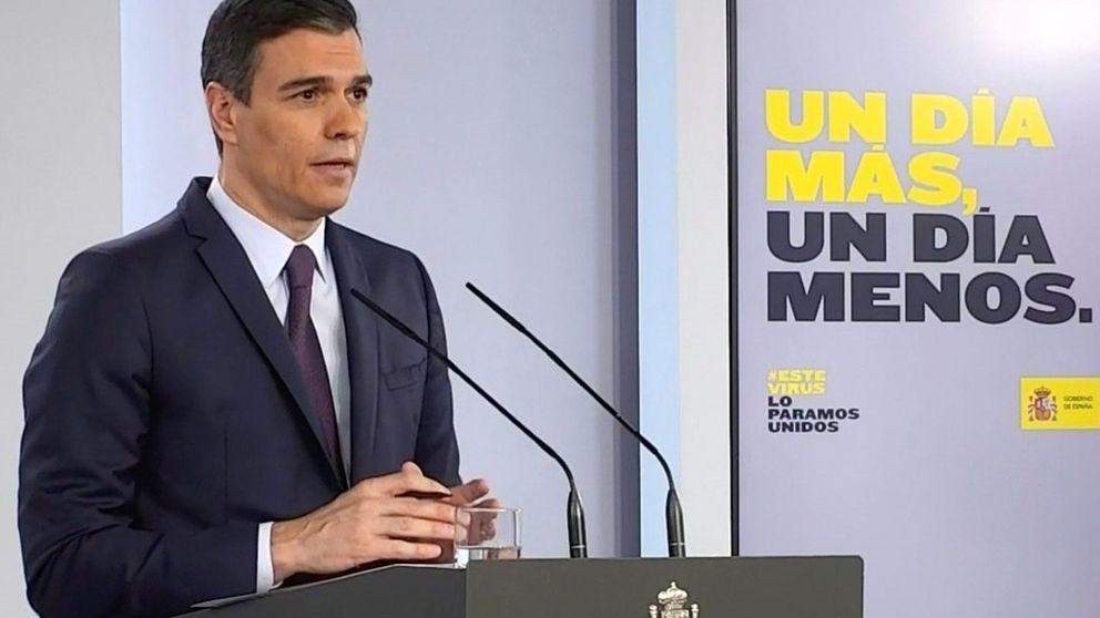 Sánchez anuncia que el Gobierno aprobará el martes una nueva línea ICO de 20.000 M