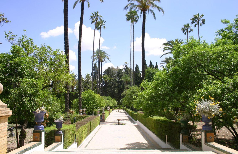 Juego de tronos los impresionantes lugares de espa a for Jardines del eden sevilla