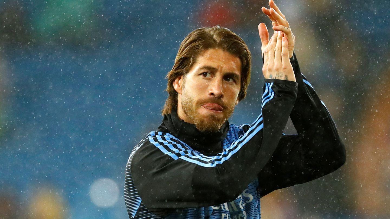 Sergio Ramos jugará este domingo su 44º Clásico. (Reuters)