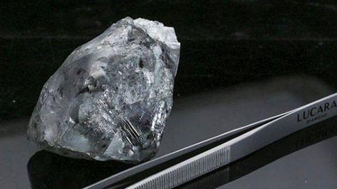 Descubren en Bostwana uno de los diamantes más grandes del mundo