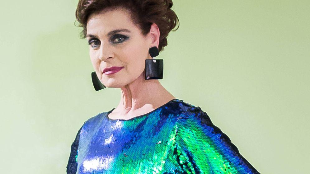 Foto: Antonia Dell'Atte, auténtica estrella de 'Ven a cenar conmigo'. (Cuatro)