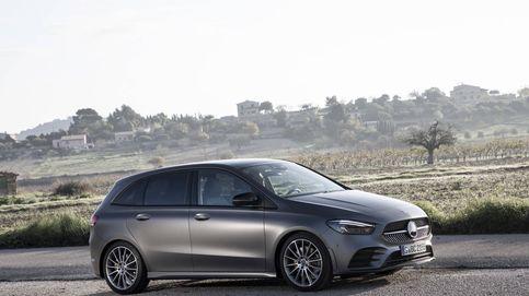 La descarada reinvención del Mercedes Clase B: más útil... y con nuevo motor diésel