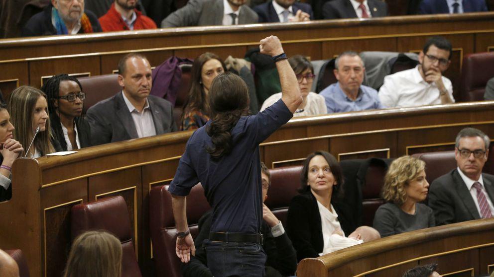 Iglesias cede parte de su tiempo a En Comú y En Marea, pero no al 'subgrupo' valenciano