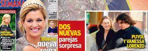 Foto: Puyol sale con la ex del ex de Belén Rueda