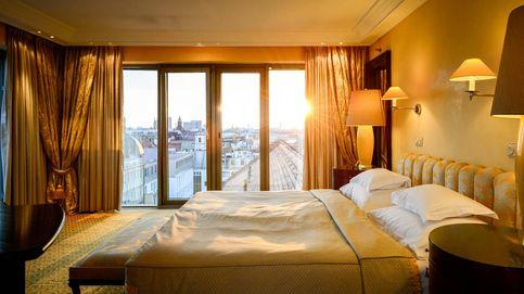 Bayerischen Hof, el hotel de las estrellas en el corazón de Múnich