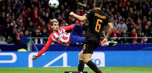 Post de Griezmann obliga al Atlético a creer en el milagro de los octavos... y en él mismo