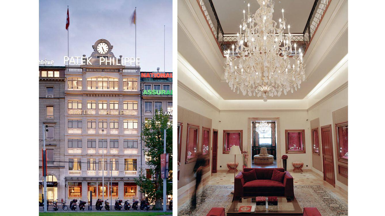 Foto: La compañía adquirió el edificio en 1891 y contrató al arquitecto Jacques-Elisée Goss para que dirigiera todos los trabajos de renovación y modernización del edificio.