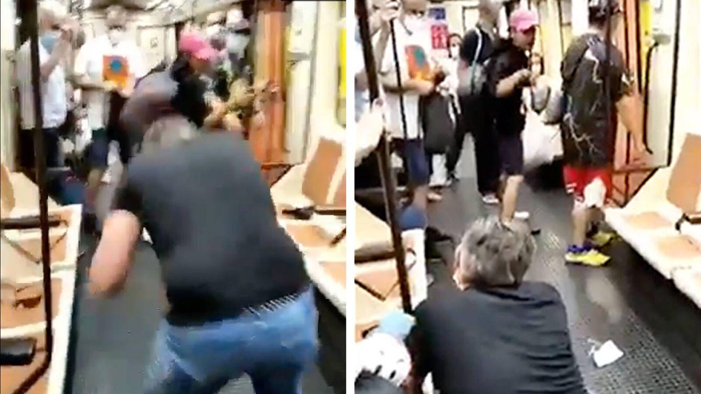 El detenido por una presunta agresión a un sanitario en el Metro está reclamado por robo