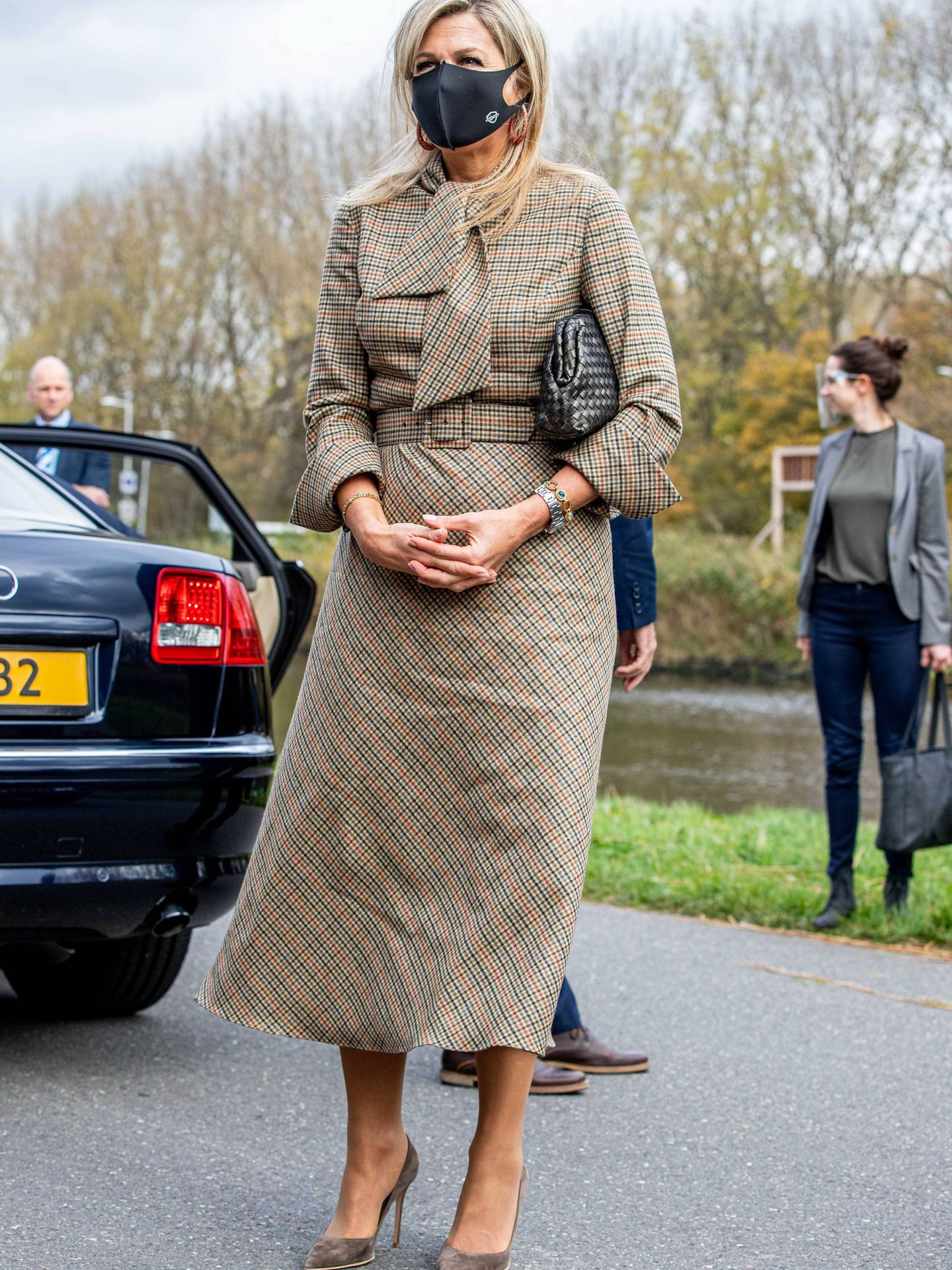 La reina Máxima. (CP)