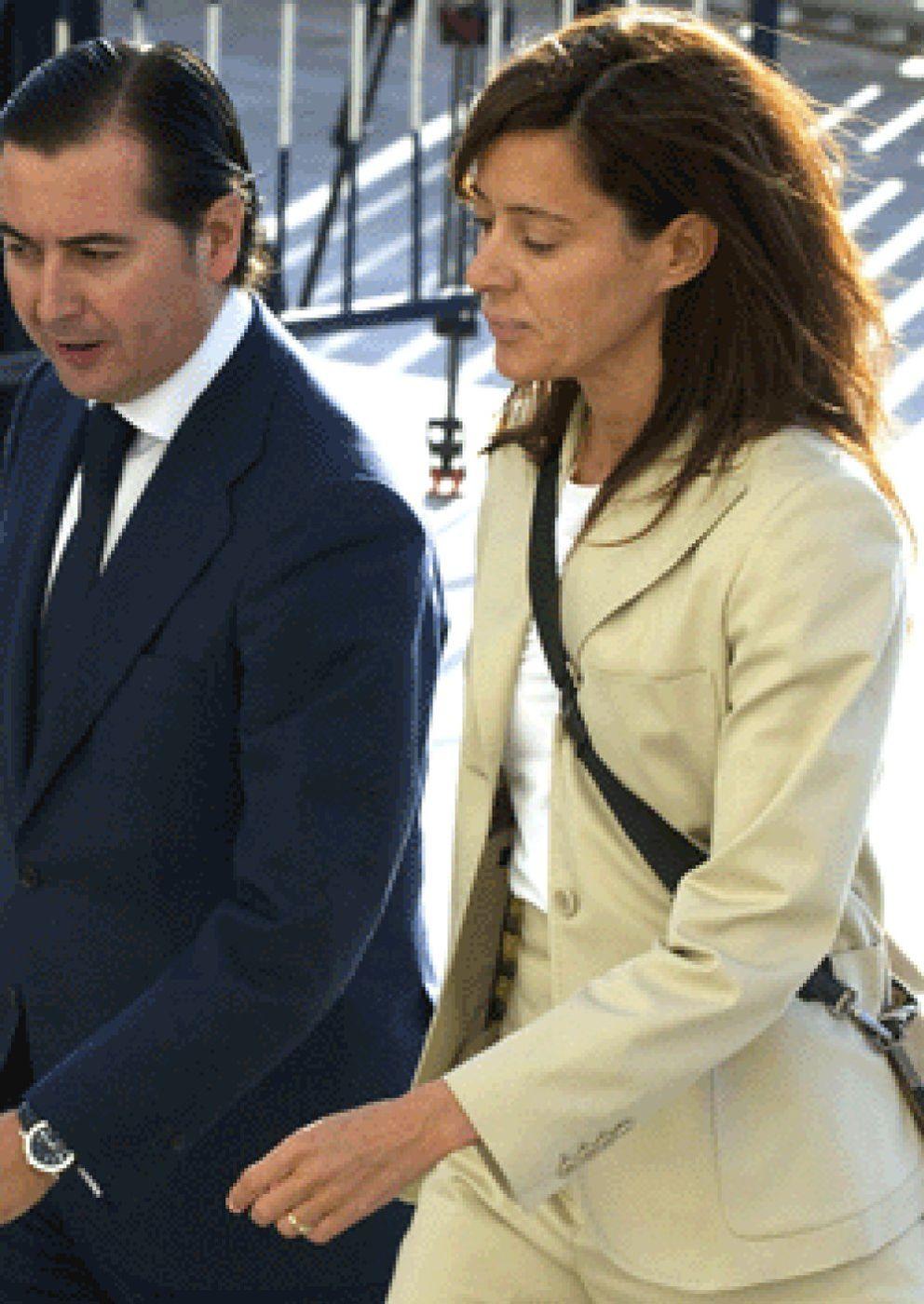 Foto: El abogado de Corulla pide que se retiren las conversaciones de su defendida con Gallardón