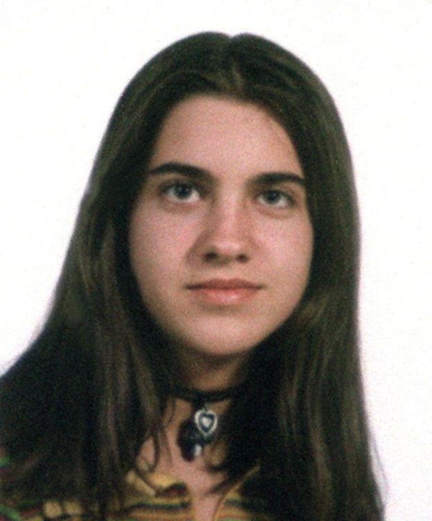 Foto: Fotografía de archivo de la joven Eva Blanco, asesinada en Algete en 1997. (EFE)