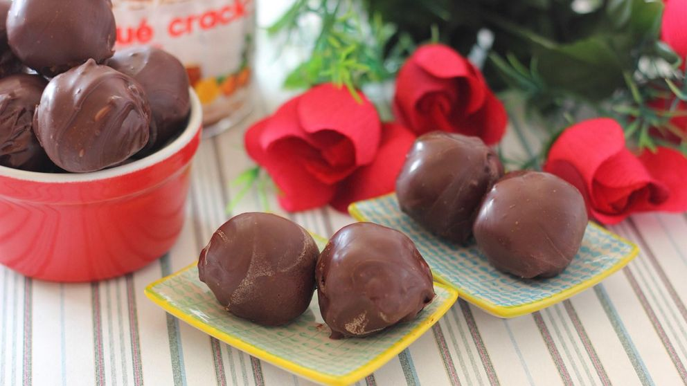 Trufas de bizcocho y Nutella: el dulce ideal para los amantes del chocolate