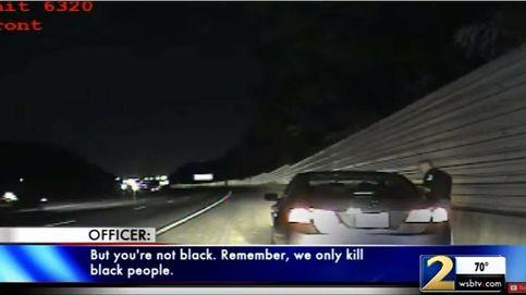 Tranquila, solo matamos a negros: el polémico vídeo de un policía de EEUU