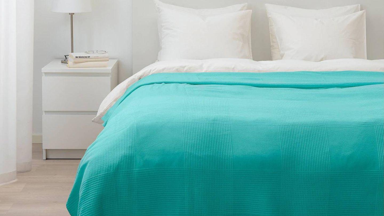 Textiles de Ikea para un sueño de calidad. (Cortesía)