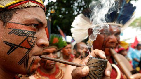 Indígenas piden demarcación de tierras y un mejor servicio de salud