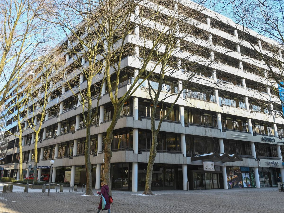 Foto: Uno de los edificios de Cerberus. (Reuters)