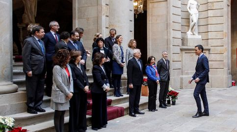 Siga en directo la rueda de prensa posterior al Consejo de Ministros de Barcelona