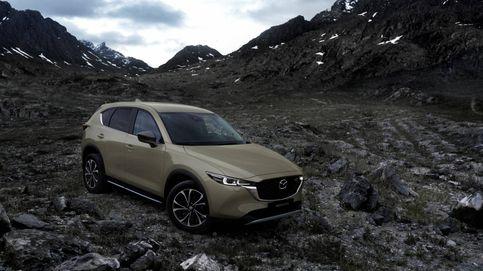 Mazda renueva a fondo el CX-5, su modelo más vendido a nivel mundial