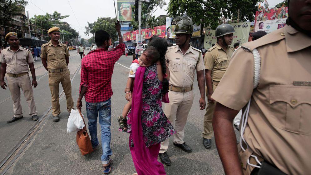 Foto: La ley de adulterio ya es historia en India (EFE/Piyal Adhikary)