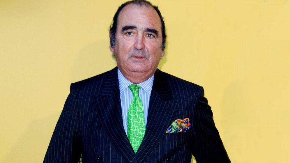 Foto: Leopoldo Sainz de la Maza Ybarra, III conde de la Maza. (Getty)