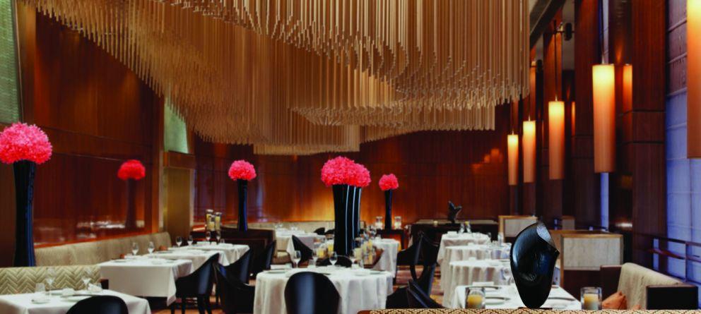 Foto: Amber, donde el Oriente y el Occidente se funden en una cocina de estilo francés