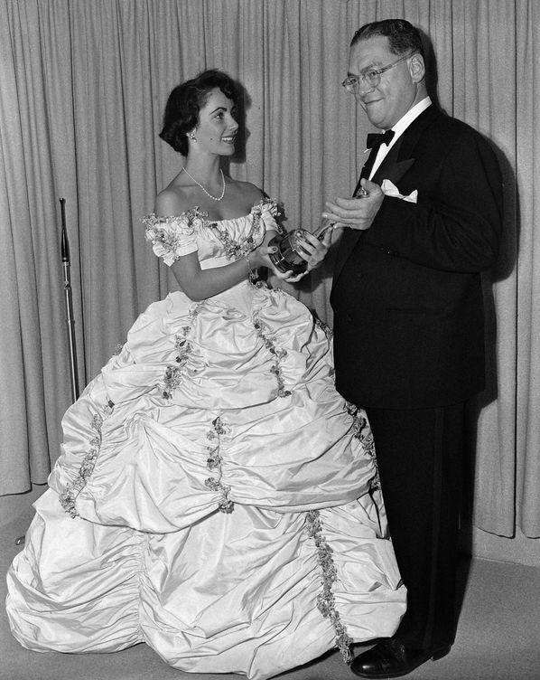 Así fueron los 79 años de vida de Elizabeth Taylor, la ...