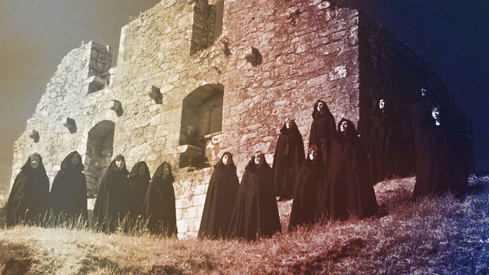 Foto:  La historia de la Santa Compaña se remonta a tiempos inmemoriales.