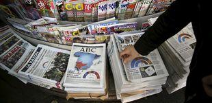 Post de 'ABC' se alía con los Godó para no quedarse fuera del quiosco en Cataluña
