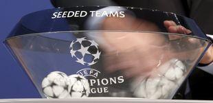 Post de Sorteo de octavos de final de la Champions: horario y dónde ver en TV y 'online'