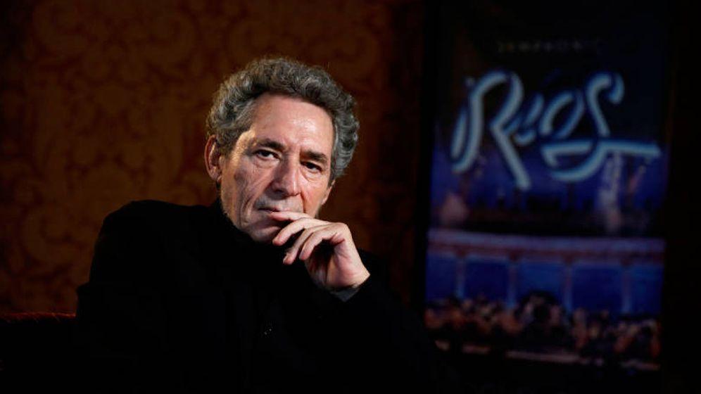 Foto: El cantante Miguel Ríos, durante una entrevista concedida a EFE.