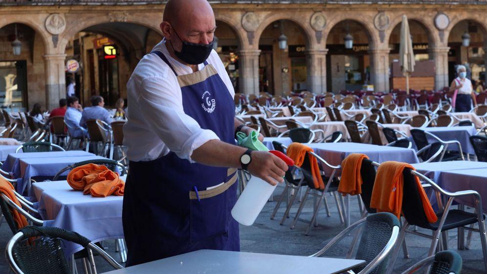 Foto: Restaurantes en Salamanca