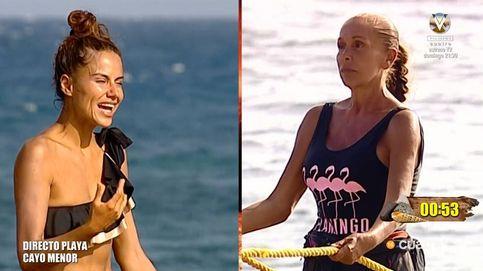 El ajuste de cuentas entre Isabel Pantoja y Mónica Hoyos en 'Supervivientes'