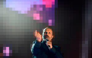 Miguel Bosé, el viejo zorro del pop español se pasa a la canción protesta