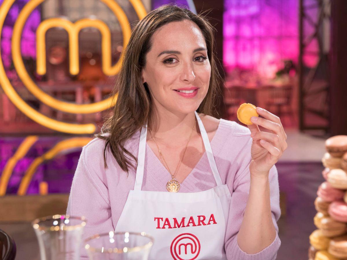 Foto: Tamara Falcó, ganadora de 'MasterChef Celebrity'. (TVE)