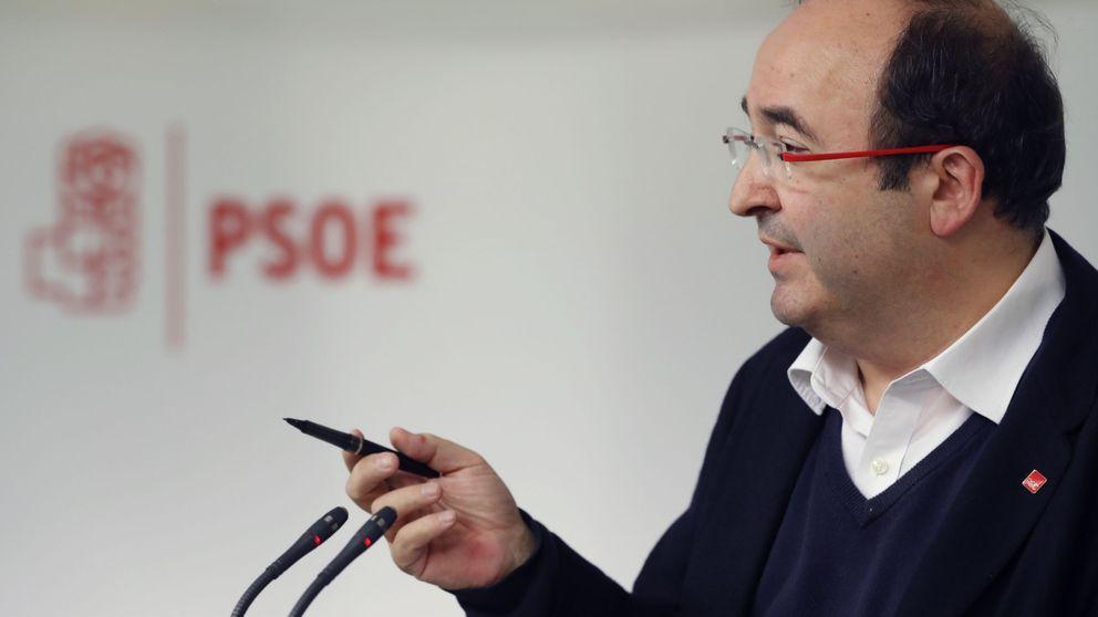 PSOE y PSC llegan a un preacuerdo para que los militantes catalanes voten en primarias