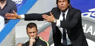 Post de Conte pone a Cesc en la puerta de salida mientras el United gana 'in extremis'