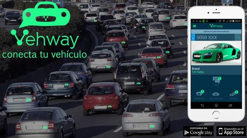 Vehway, una aplicación española para comunicarse entre coches
