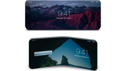 Una patente de Apple revela el secreto de cómo funcionaría un iPhone plegable